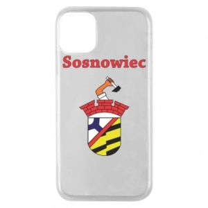 Phone case for iPhone 11 Pro Sosnowiec this is my city