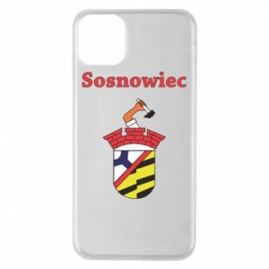 Phone case for iPhone 11 Pro Max Sosnowiec this is my city