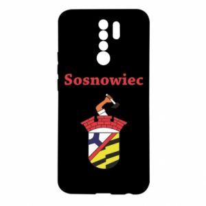 Xiaomi Redmi 9 Case Sosnowiec this is my city