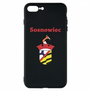 Phone case for iPhone 8 Plus Sosnowiec this is my city