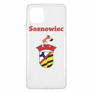 Etui na Samsung Note 10 Lite Sosnowiec to moje miasto