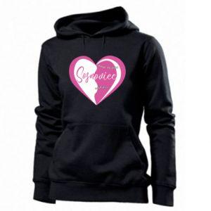 Women's hoodies Sosnowiec. My city is the best