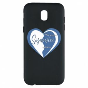 Samsung J5 2017 Case Sosnowiec. My city is the best