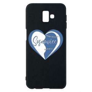 Samsung J6 Plus 2018 Case Sosnowiec. My city is the best