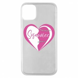 iPhone 11 Pro Case Sosnowiec. My city is the best
