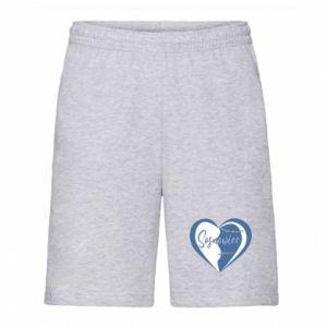 Men's shorts Sosnowiec. My city is the best
