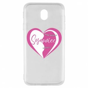Samsung J7 2017 Case Sosnowiec. My city is the best