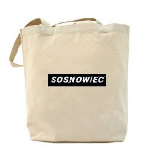 Torba Sosnowiec - PrintSalon