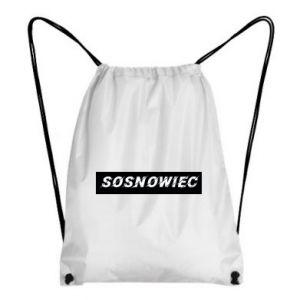 Plecak-worek Sosnowiec - PrintSalon
