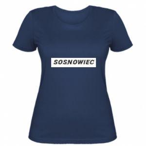 Damska koszulka Sosnowiec