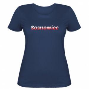 Women's t-shirt Sosnowiec