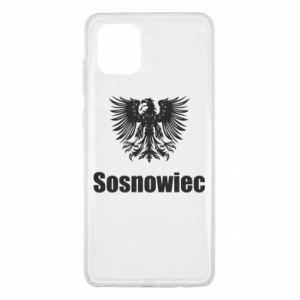 Etui na Samsung Note 10 Lite Sosnowiec