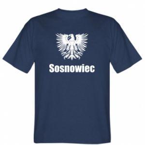 Koszulka męska Sosnowiec
