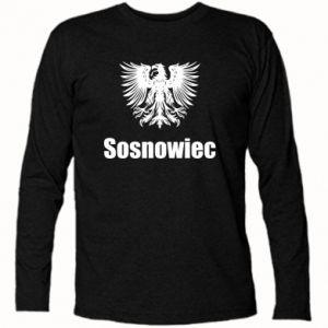 Koszulka z długim rękawem Sosnowiec - PrintSalon