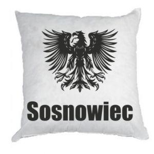 Poduszka Sosnowiec - PrintSalon