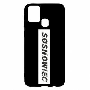 Samsung M31 Case Sosnowiec