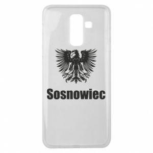 Etui na Samsung J8 2018 Sosnowiec