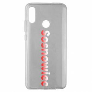 Huawei Honor 10 Lite Case Sosnowiec