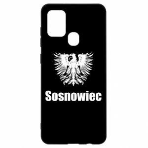Etui na Samsung A21s Sosnowiec