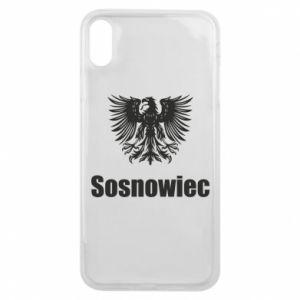 Etui na iPhone Xs Max Sosnowiec