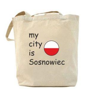 Torba My city is Sosnowiec