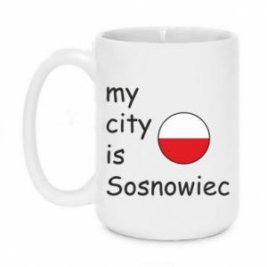 Kubek 450ml My city is Sosnowiec