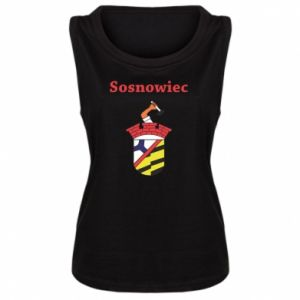 Women's t-shirt Sosnowiec this is my city