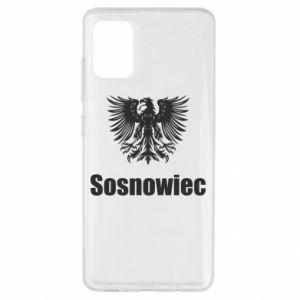 Etui na Samsung A51 Sosnowiec