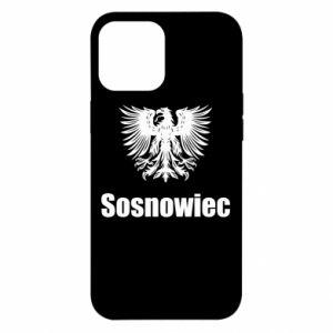 Etui na iPhone 12 Pro Max Sosnowiec