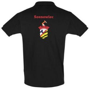 Koszulka Polo Sosnowiec to moje miasto - PrintSalon