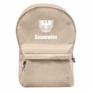 Plecak z przednią kieszenią Sosnowiec
