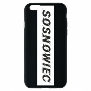 Phone case for iPhone 6/6S Sosnowiec