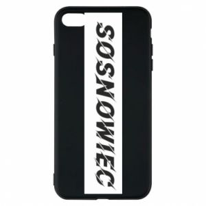 Phone case for iPhone 7 Plus Sosnowiec