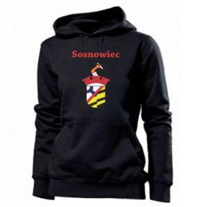 Damska bluza Sosnowiec to moje miasto - PrintSalon