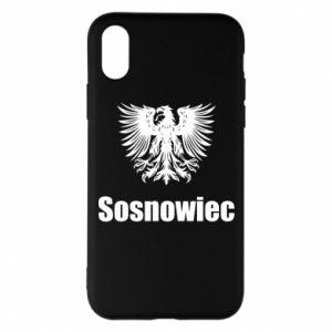 Etui na iPhone X/Xs Sosnowiec