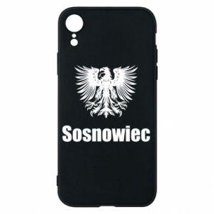 Etui na iPhone XR Sosnowiec