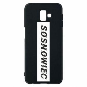 Samsung J6 Plus 2018 Case Sosnowiec