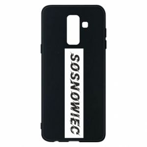 Samsung A6+ 2018 Case Sosnowiec