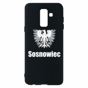 Etui na Samsung A6+ 2018 Sosnowiec