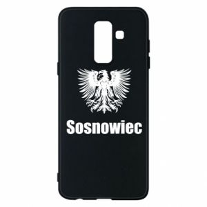 Etui na Samsung A6+ 2018 Sosnowiec - PrintSalon