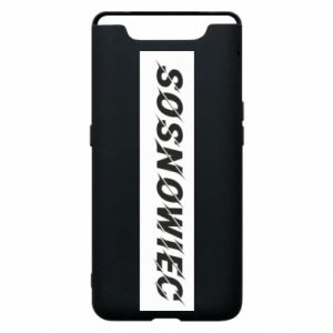 Phone case for Samsung A80 Sosnowiec