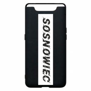 Samsung A80 Case Sosnowiec
