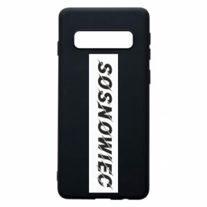 Phone case for Samsung S10 Sosnowiec