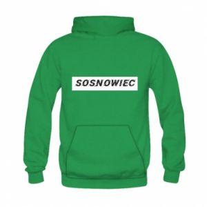 Kid's hoodie Sosnowiec