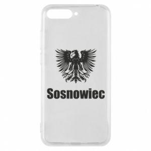 Etui na Huawei Y6 2018 Sosnowiec - PrintSalon
