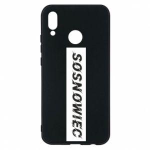 Huawei P20 Lite Case Sosnowiec