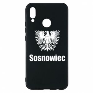 Etui na Huawei P20 Lite Sosnowiec - PrintSalon