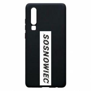 Huawei P30 Case Sosnowiec