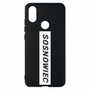 Phone case for Xiaomi Mi A2 Sosnowiec