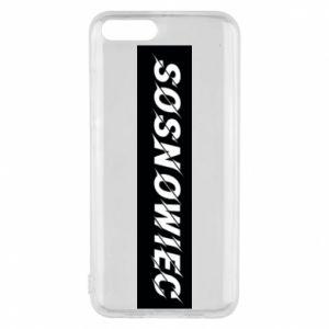 Phone case for Xiaomi Mi6 Sosnowiec